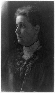 Jane Addams, ca. 1907 (Library of Congress)