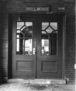 Hull-House-Door_UIC-JAMC Neg 557
